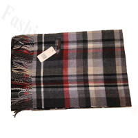 Cashmere Feel Classic Scarf Charcoal