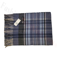 Cashmere Feel Classic Scarf Navy Blue