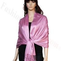 Luxury Pashmina Wrap Lilac
