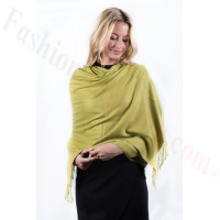 Golden Rod Premium Thick Pashmina