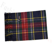 Cashmere Feel Classic Scarf Navy