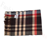 Cashmere Feel Classic Scarf 54557 Brown/Tan