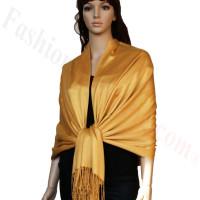 Luxury Pashmina Wrap Gold