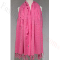 Winter Cashmere Feel Wrap Pink